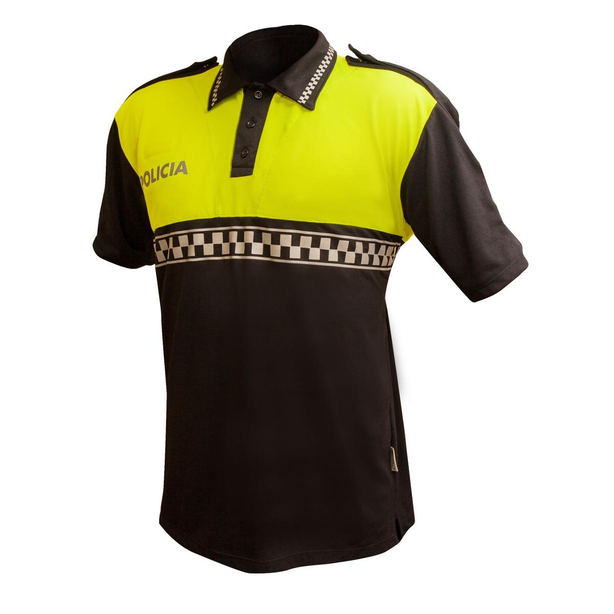 Camiseta Policía