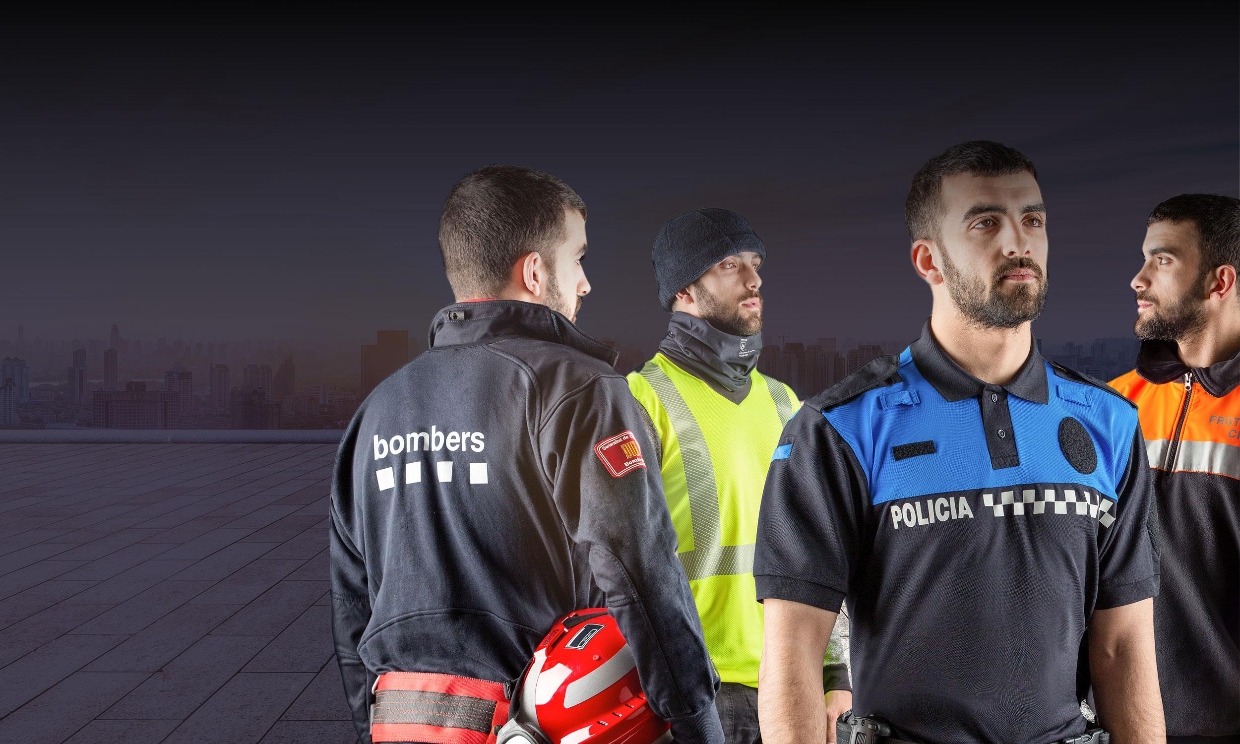 equipos de proteccion individual tecnicos