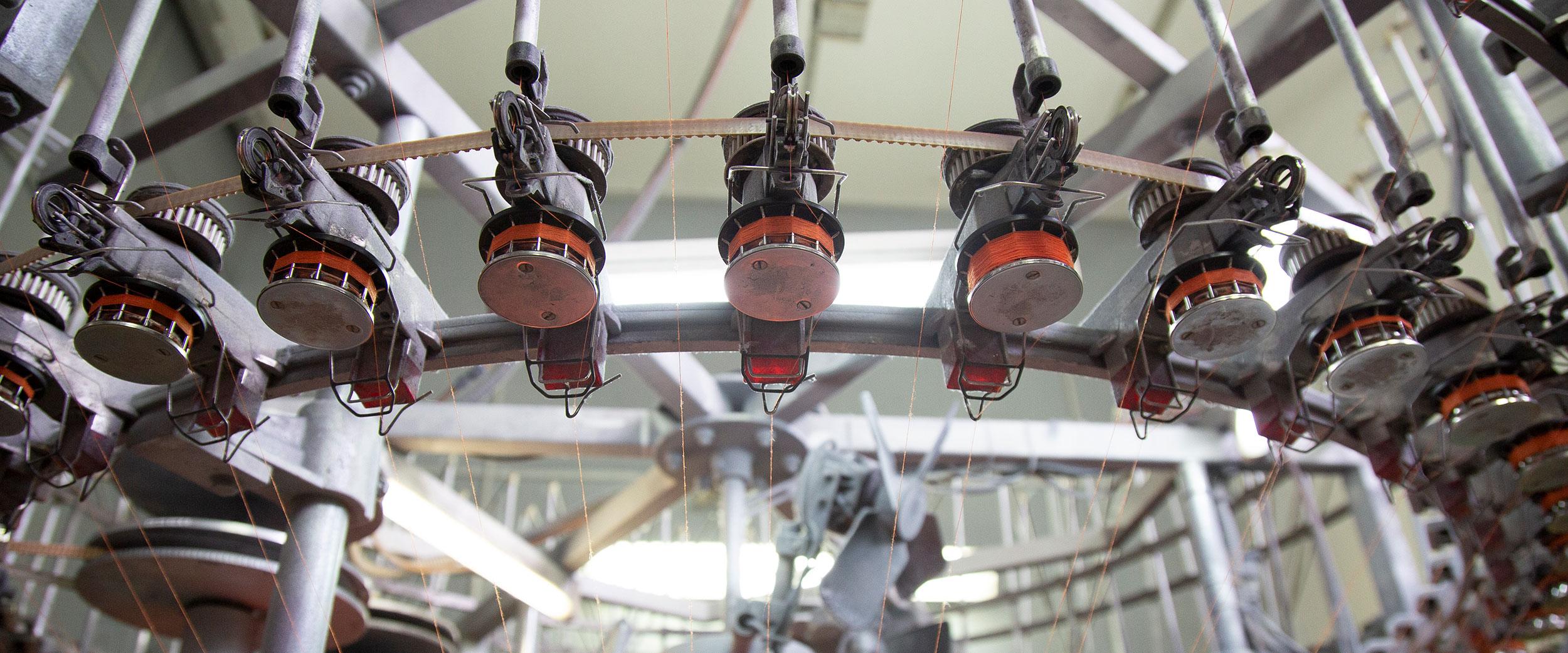Produccion y fabricacion de tejidos tecnicos
